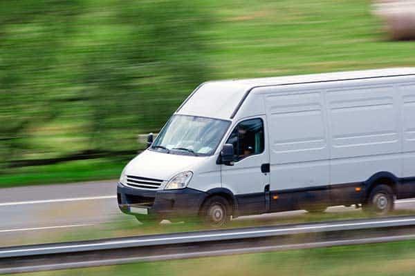 Commercial Van Loans