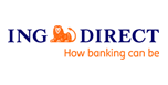 ING Direct Bank Logo